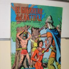 Tebeos: EL GUERRERO DEL ANTIFAZ Nº 111 EDITORIAL VALENCIANA. Lote 26616227