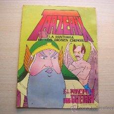Tebeos: TARZERIX Nº 3, EDITORIAL VALENCIANA. Lote 26702172