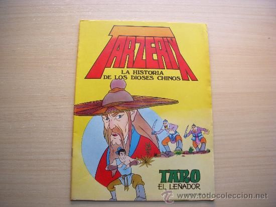 TARZERIX Nº 2, EDITORIAL VALENCIANA (Tebeos y Comics - Valenciana - Otros)