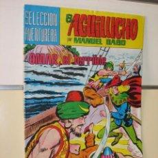 Tebeos: EL AGUILUCHO Nº 20 SELECCION AVENTURERA - EDITORIAL VALENCIANA.. Lote 26678883