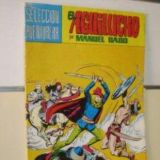 Tebeos: EL AGUILUCHO Nº 30 SELECCION AVENTURERA - EDITORIAL VALENCIANA.. Lote 26678927