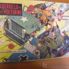 Tebeos: COLECCION COMANDOS Nº 60, 1958 DE LA VALENCIANA. Lote 26838716