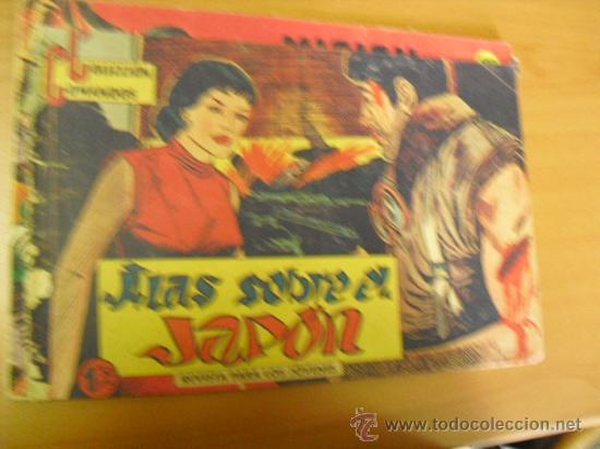 COLECCION COMANDOS Nº 31, 1958 PROCEDENTE DE ENCUADERNACCION (Tebeos y Comics - Valenciana - Otros)