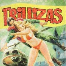 Tebeos: TRILLIZAS Nº 6. Lote 26977778