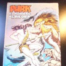 Tebeos: PURK, EL HOMBRE DE PIEDRA - Nº 89 EDIVAL 1975 ......C18. Lote 27075264