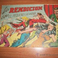 Tebeos: EL PEQUEÑO LUCHADOR Nº 71 EDITORIAL VALENCIANA 1960. Lote 27243267