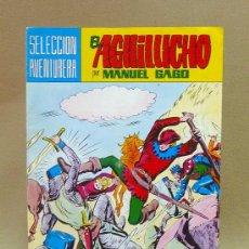 Tebeos - COMIC, EL AGUILUCHO, BATALLA DE COLOSOS, Nº 4, VALENCIANA - 27329897
