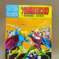 Tebeos: COMIC, EL AGUILUCHO, RETO A MUERTE, Nº 9, VALENCIANA. Lote 27356678