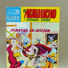 Tebeos: COMIC, EL AGUILUCHO, PIRATAS EN ACCION, Nº 2, VALENCIANA. Lote 27356726