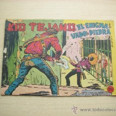Tebeos: KID TEJANO Nº 36, EDITORIAL VALENCIANA. Lote 27310241