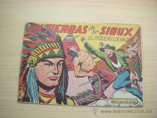 EL PEQUEÑO LUCHADOR Nº 117, EDITORIAL VALENCIANA (Tebeos y Comics - Valenciana - Pequeño Luchador)