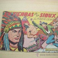 Tebeos: EL PEQUEÑO LUCHADOR Nº 117, EDITORIAL VALENCIANA. Lote 27312943