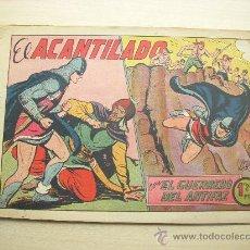 Tebeos: EL GUERRERO DEL ANTIFAZ Nº 182, EDITORIAL VALENCIANA. Lote 27379794