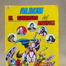 Tebeos: COMIC, EL GUERRERO DEL ANTIFAZ, 1981, EXTRAORDINARIO, VALENCIANA. Lote 27487335