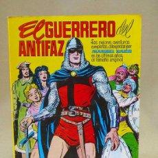 Tebeos: COMIC, EL GUERRERO DEL ANTIFAZ, 1981, LAS MEJORES AVENTURAS, MANUEL GAGO, VALENCIANA. Lote 27487474