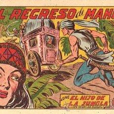 Tebeos: EL HIJO DE LA JUNGLA (VALENCIANA) Nº 11. Lote 27599641