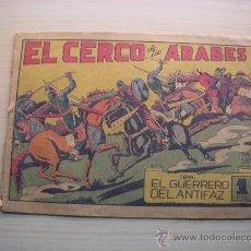 Tebeos: EL GUERRERO DEL ANTIFAZ Nº 53,1 PTAS, EDITORIAL VALENCIANA. Lote 27759272
