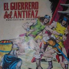 Tebeos: EL GUERRERO DEL ANTIFAZ Nº 207,EL BAJA Y EL LEON.. Lote 27846719
