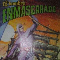 Tebeos: COLOSOS DEL COMIC Nº 12. EDITORA VALENCIANA. EL HOMBRE ENMASCARADO. NAVEGANDO BAJO EL PELIGRO. Lote 27846784