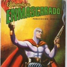 Tebeos: EL HOMBRE ENMASCARADO - Nº 21 - COLOSOS DEL CÓMIC - VALENCIANA - AÑO 1980.. Lote 27857896