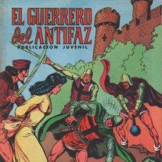 Tebeos: EL GUERRERO DEL ANTIFAZ Nº 120 - ABUL CHUMALIN. Lote 27880276