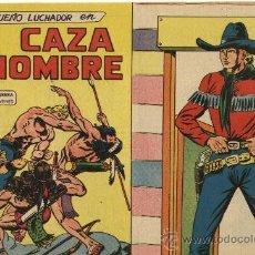 EL PEQUEÑO LUCHADOR - Nº 25 - EDITORIAL VALENCIANA 1960 - ORIGINAL