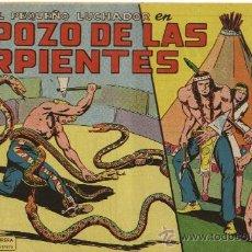 EL PEQUEÑO LUCHADOR - Nº 29 - EDITORIAL VALENCIANA 1960 - ORIGINAL