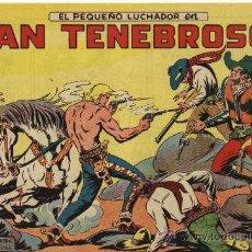 EL PEQUEÑO LUCHADOR - Nº 34 - EDITORIAL VALENCIANA 1960 - ORIGINAL