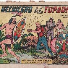 Tebeos: Nº 552 EL HECHICERO DE LOS TUPARI. Lote 28101042