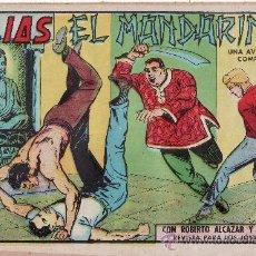 Tebeos: Nº 520 ALIAS EL MANDARIN. Lote 28101058