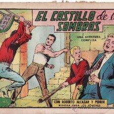 Tebeos: Nº 516 EL CASTILLO DE LAS SOMBRAS. Lote 28101070
