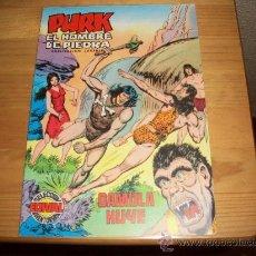 BDs: PURK, EL HOMBRE DE PIEDRA Nº 18 EDITORIAL VALENCIANA 1974 . Lote 28163581