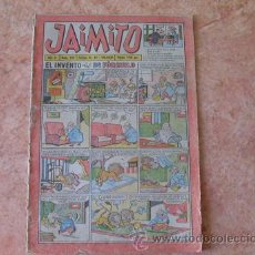 Tebeos: JAIMITO,AÑO X,Nº 295,EDITORIAL VALENCIANA,AÑOS 50. Lote 28171787