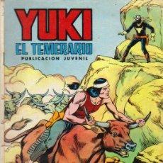 Tebeos: YUKI EL TEMERARIO Nº 14 - EDIVAL 27/11/1976. Lote 89623766