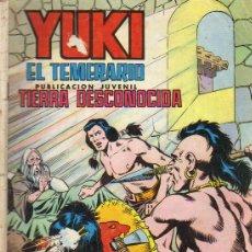 Tebeos: YUKI EL TEMERARIO Nº 19 - EDIVAL 01/01/1977. Lote 28235981