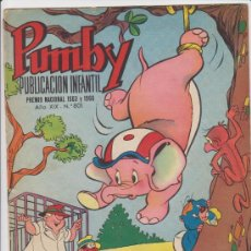 Tebeos: PUMBY Nº 801.. Lote 28245584