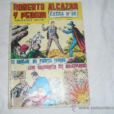 Tebeos: NUMERO EXTRA ROBERTO ALCAZAR. Lote 28308263