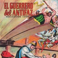Tebeos: EL GUERRERO DEL ANTIFAZ Nº 250 - EGMOND, EL TRAIDOR. Lote 28308276