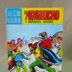 Tebeos: COMIC, EL AGUILUCHO, INFIERNO DE ARENA Nº 28, VALENCIANA 1981. Lote 28422362