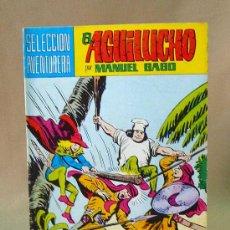 Tebeos: COMIC, EL AGUILUCHO, ACECHANDO EN LA NOCHE, Nº 29, VALENCIANA 1982,. Lote 28422379