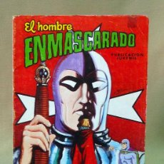 Tebeos: COMIC, EL HOMBRE ENMASCARADO, EL TESORO DE RODAS, Nº 226, COLOSOS DE COMIC, 1979. Lote 28422410