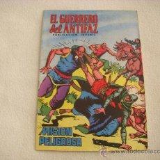 Tebeos: EL GUERRERO DEL ANTIFAZ Nº 62, VALENCIANA COLOR. Lote 28427576