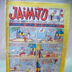 Tebeos: COMIC, JAIMITO, AÑO XVI, Nº 614, VALENCIANA, 1961, ORIGINAL. Lote 28507655