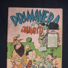 Tebeos: PRIMAVERA DE JAIMITO - Nº 8 - GRANOS DE HUMOR - GRACIA PRIMAVERAL - EDIT. VALENCIANA - . Lote 28490257
