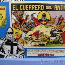 Tebeos: EL GUERRERO DEL ANTIFAZ / TOMOS AZULES / COMPLETA 98 NUMEROS / VALENCIANA 1980. Lote 28497257