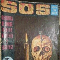 Tebeos: SOS. AÑO 1. Nº 3. VALENCIANA. Lote 28547927