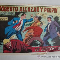 Giornalini: ROBERTO ALCAZAR Nº 1191 ORIGINAL. Lote 28552309