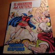 Tebeos: GUERRERO ANTIFAZ Nº 334 ( EDITORIAL VALENCIANA ). Lote 28653900