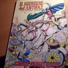 Tebeos: GUERRERO ANTIFAZ Nº 332 ( EDITORIAL VALENCIANA ). Lote 28653923