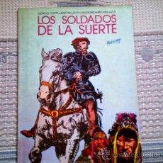 Tebeos: LOS SOLDADOS DE LA SUERTE (TOPPI, MICHELUZZI Y OTROS). Lote 28221446